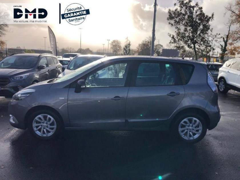 Renault Scenic 1.5 Dci 110ch Energy Limited Euro6 2015 - Visuel #2