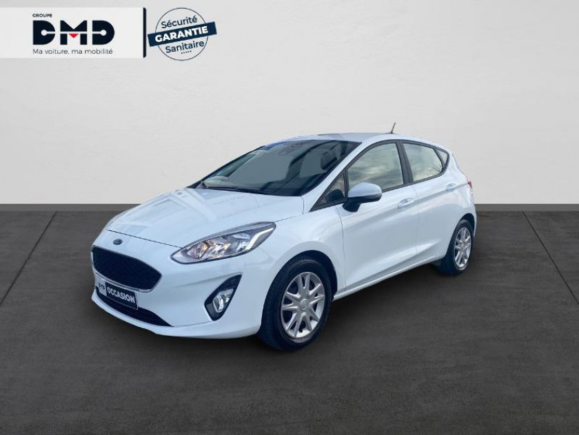 Ford Fiesta 1.0 Ecoboost 100ch Stop&start Trend 5p Euro6.2 - Visuel #1