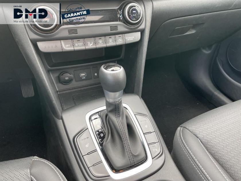 Hyundai Kona 1.6 Gdi Hybrid 141ch Executive Dct-6 Euro6d-t Evap - Visuel #8