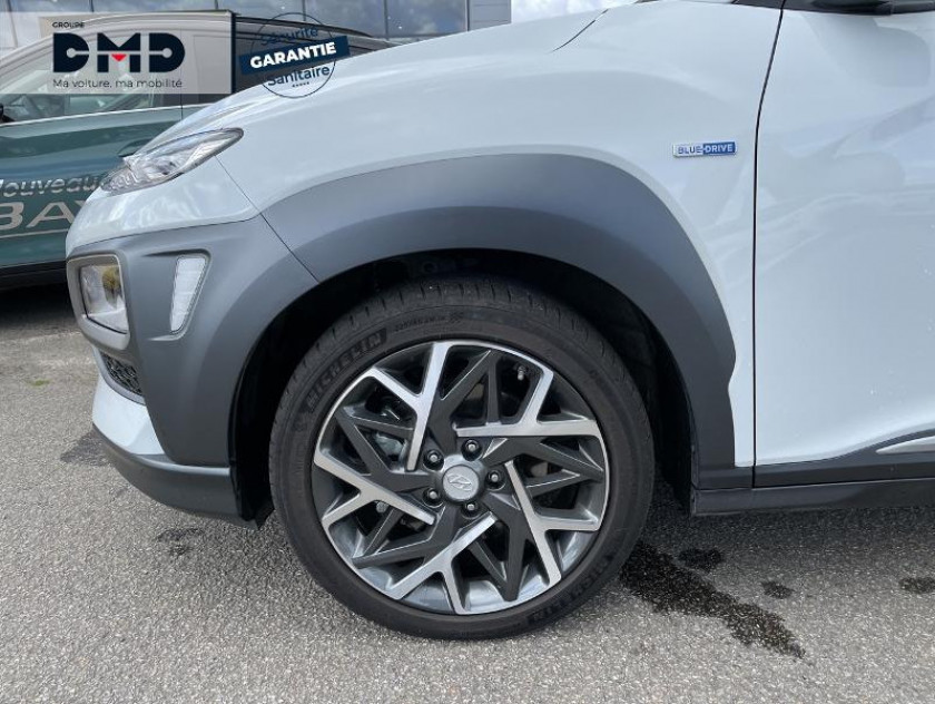 Hyundai Kona 1.6 Gdi Hybrid 141ch Executive Dct-6 Euro6d-t Evap - Visuel #13