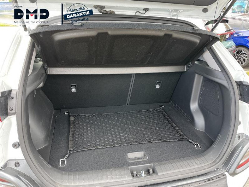 Hyundai Kona 1.6 Gdi Hybrid 141ch Executive Dct-6 Euro6d-t Evap - Visuel #12