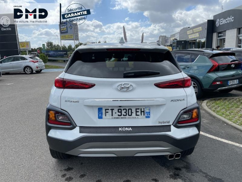 Hyundai Kona 1.6 Gdi Hybrid 141ch Executive Dct-6 Euro6d-t Evap - Visuel #11