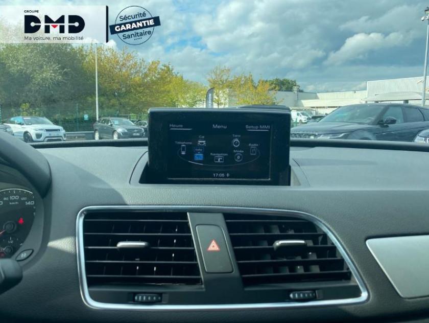 Audi Q3 1.4 Tfsi 150ch Cod Ambiente S Tronic 6 - Visuel #6