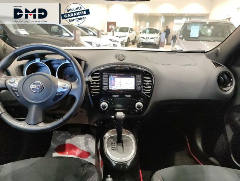 Nissan Juke 1.6l 117ch N-connecta Xtronic - Visuel #5