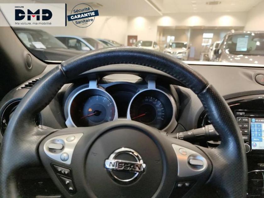 Nissan Juke 1.6l 117ch N-connecta Xtronic - Visuel #7