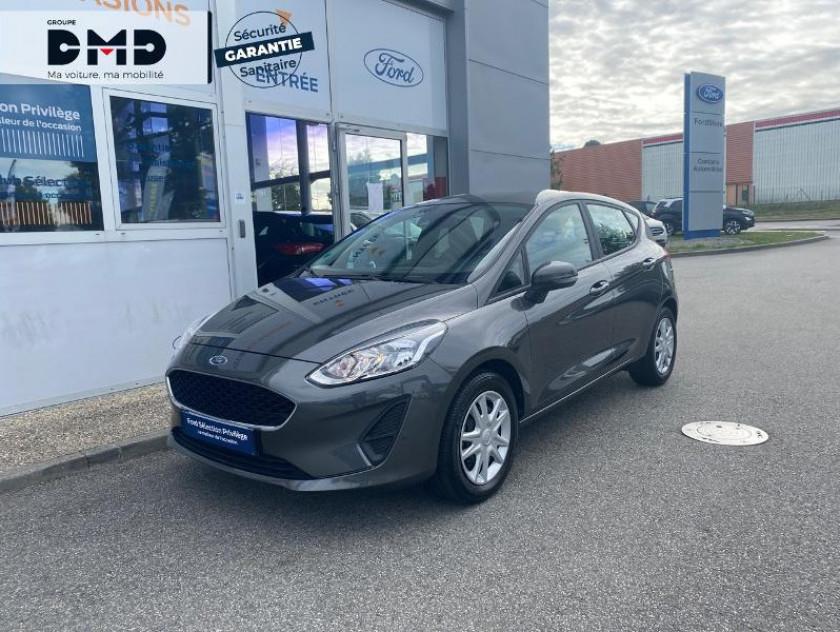 Ford Fiesta 1.1 85ch Cool & Connect 5p Euro6.2 - Visuel #14