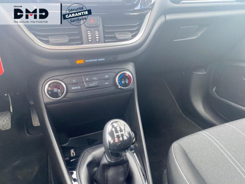 Ford Fiesta 1.1 85ch Cool & Connect 5p Euro6.2 - Visuel #8
