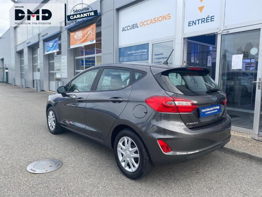 Ford Fiesta 1.1 85ch Cool & Connect 5p Euro6.2 - Visuel #3