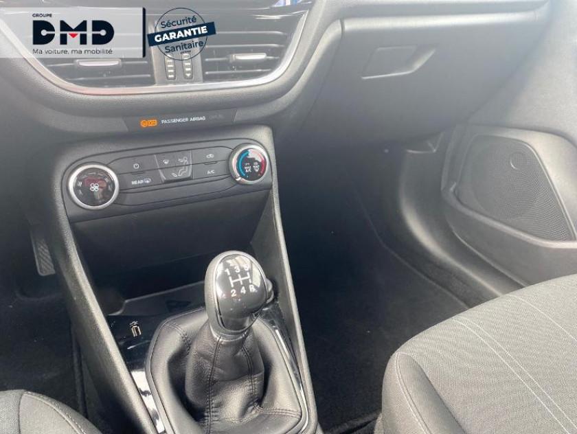 Ford Fiesta 1.1 85ch Cool & Connect 5p Euro6.2 - Visuel #8