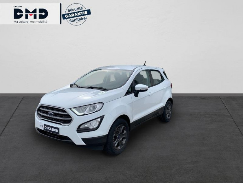 Ford Ecosport 1.0 Ecoboost 125ch Trend - Visuel #15