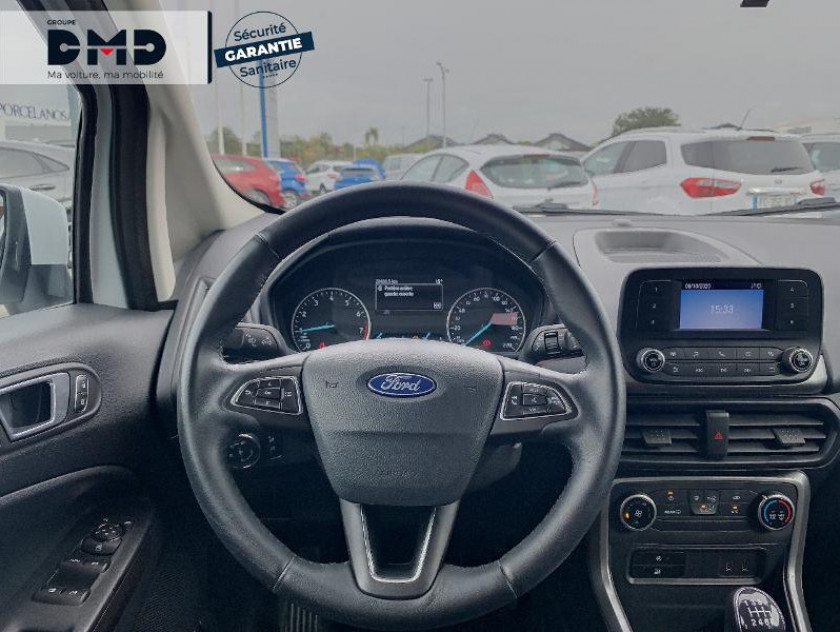 Ford Ecosport 1.0 Ecoboost 125ch Trend - Visuel #7