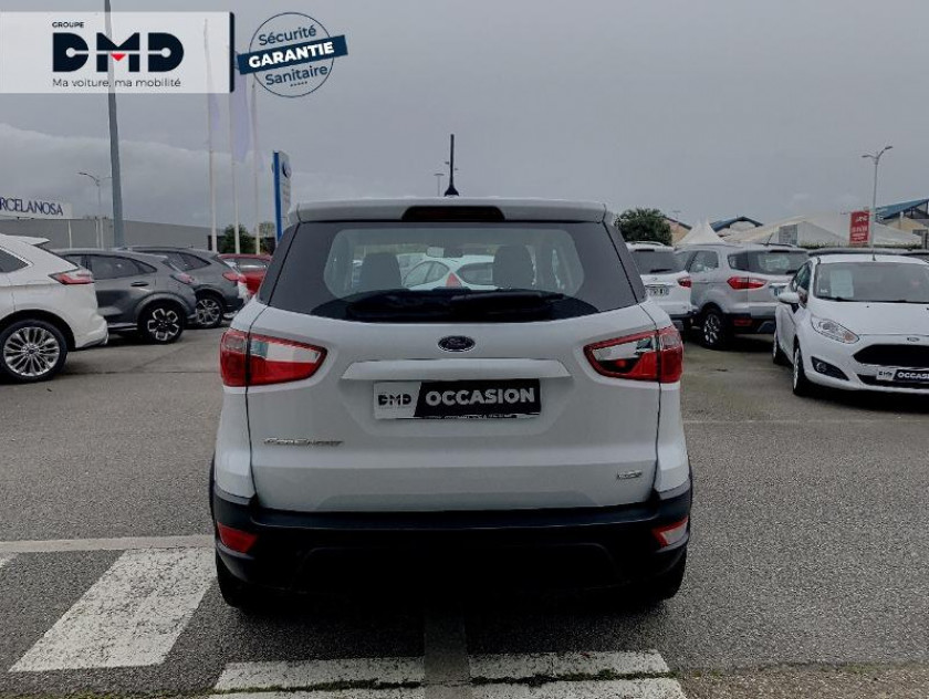 Ford Ecosport 1.0 Ecoboost 125ch Trend - Visuel #11