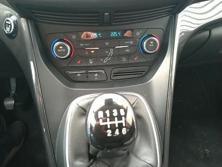 Ford C-max 1.0 Ecoboost 125ch Stop&start Titanium Euro6.2 - Visuel #8