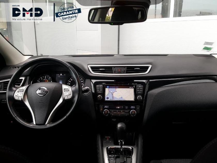 Nissan Qashqai 1.2l Dig-t 115ch Connect Edition Xtronic - Visuel #5