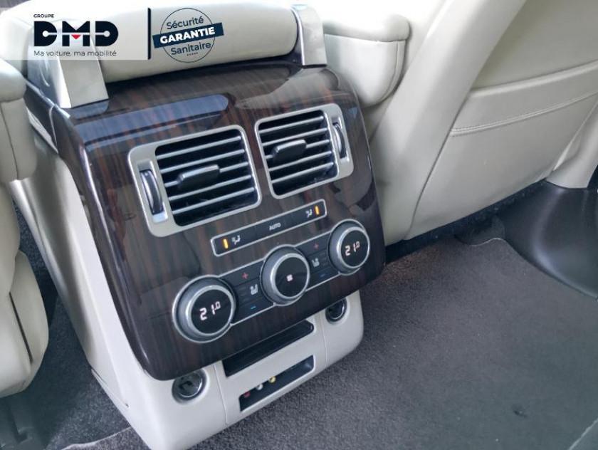 Land Rover Range Rover 4.4 Sdv8 339 Autobiography Swb Mark V - Visuel #15