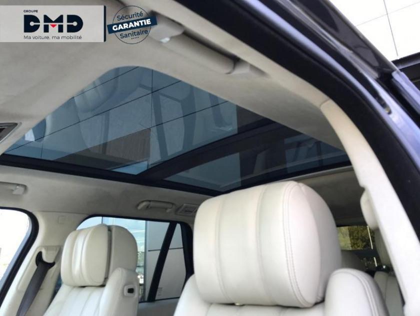 Land Rover Range Rover 4.4 Sdv8 339 Autobiography Swb Mark V - Visuel #14