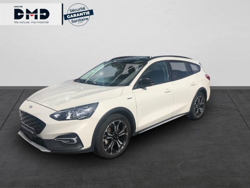 Ford Focus Active Sw 1.0 Ecoboost 125ch - Visuel #1