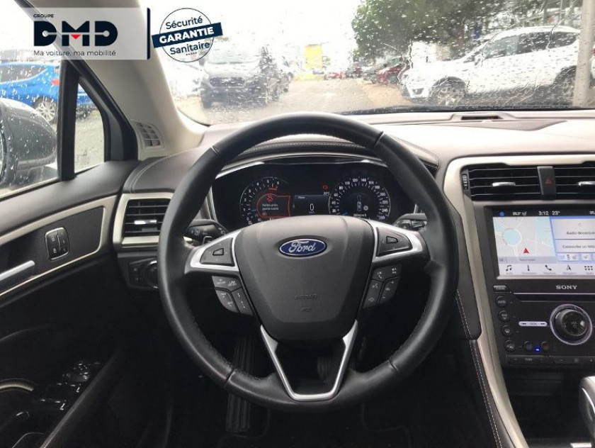 Ford Mondeo Sw 2.0 Tdci 150ch Vignale Powershift Euro6.2 - Visuel #7