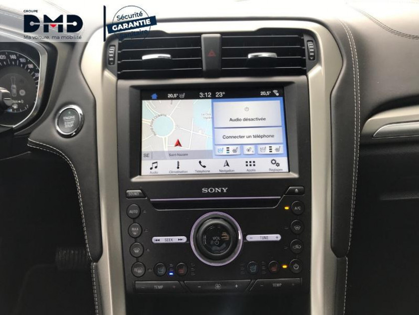 Ford Mondeo Sw 2.0 Tdci 150ch Vignale Powershift Euro6.2 - Visuel #6