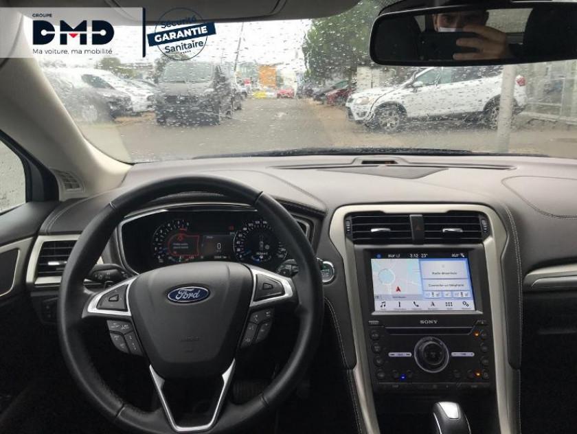 Ford Mondeo Sw 2.0 Tdci 150ch Vignale Powershift Euro6.2 - Visuel #5