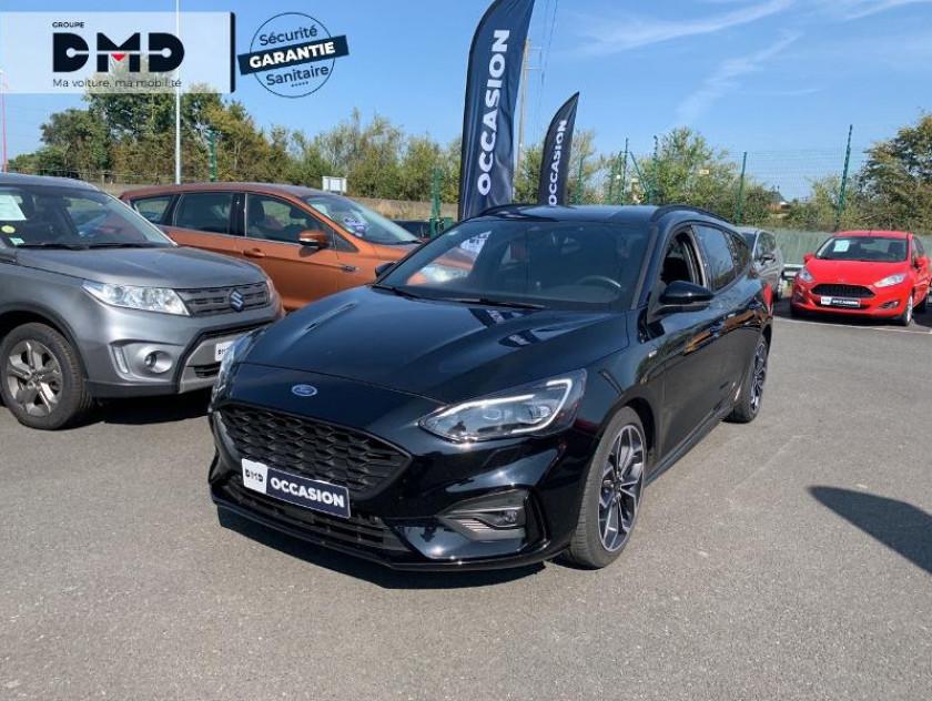 Ford Focus Sw 2.0 Ecoblue 150ch St-line Bva - Visuel #14