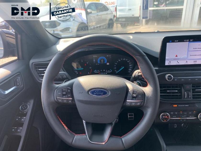 Ford Focus Sw 2.0 Ecoblue 150ch St-line Bva - Visuel #7