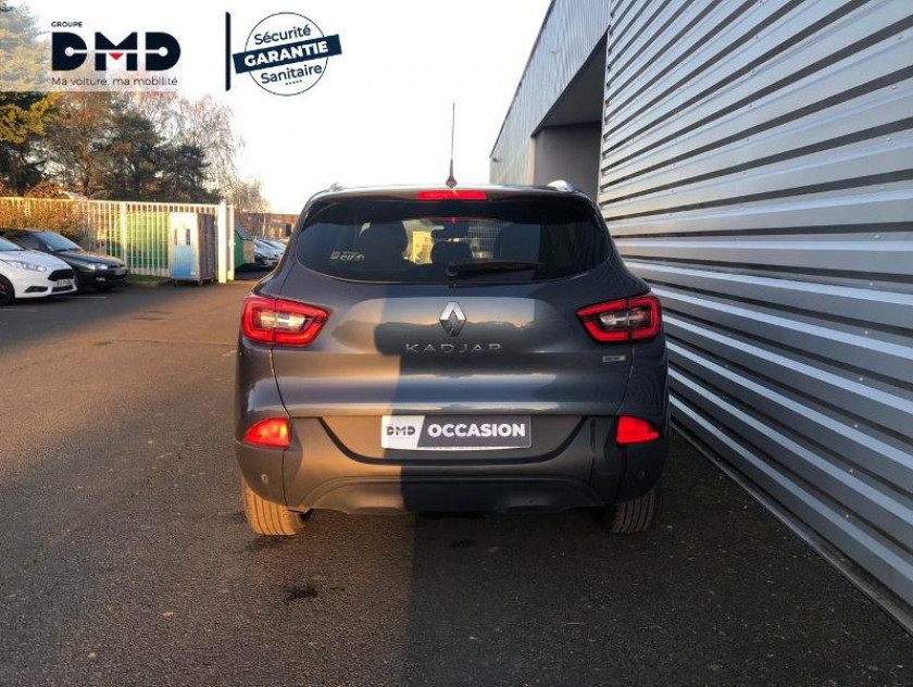 Renault Kadjar 1.5 Dci 110ch Energy Business Edc Eco² - Visuel #11