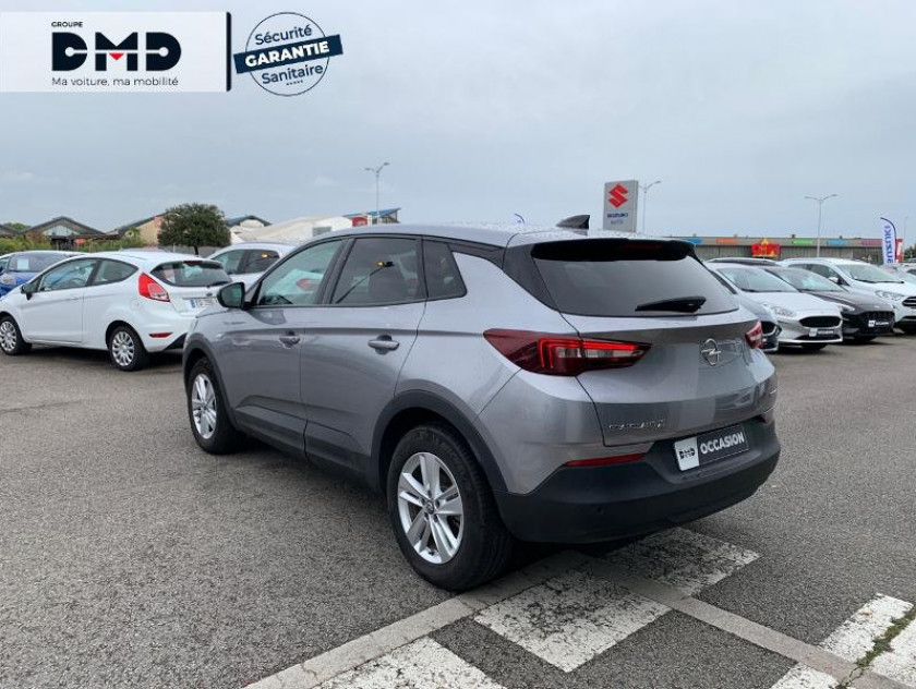 Opel Grandland X 1.5 D 130ch Edition Business - Visuel #3
