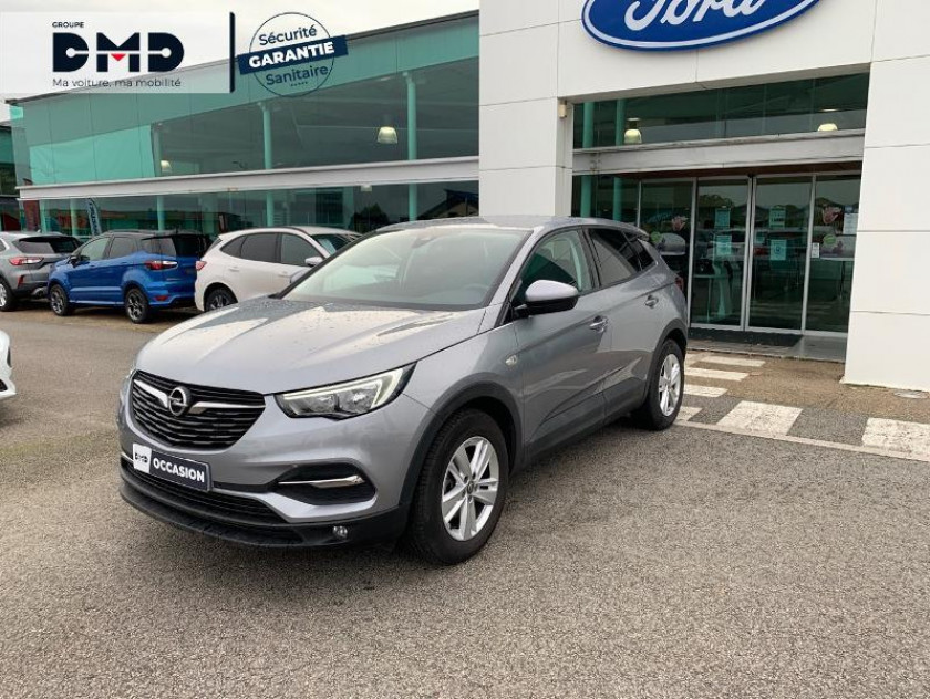 Opel Grandland X 1.5 D 130ch Edition Business - Visuel #14