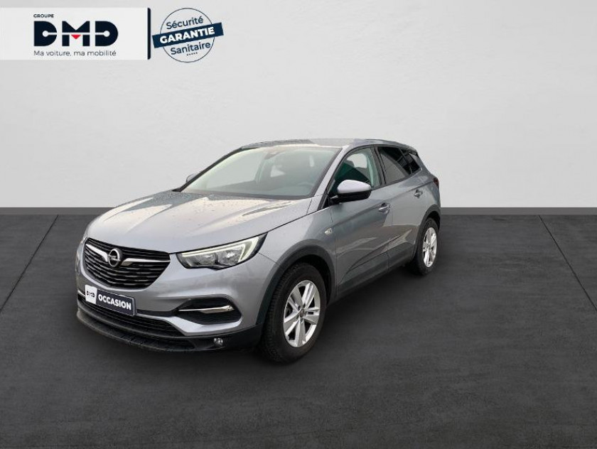 Opel Grandland X 1.5 D 130ch Edition Business - Visuel #1