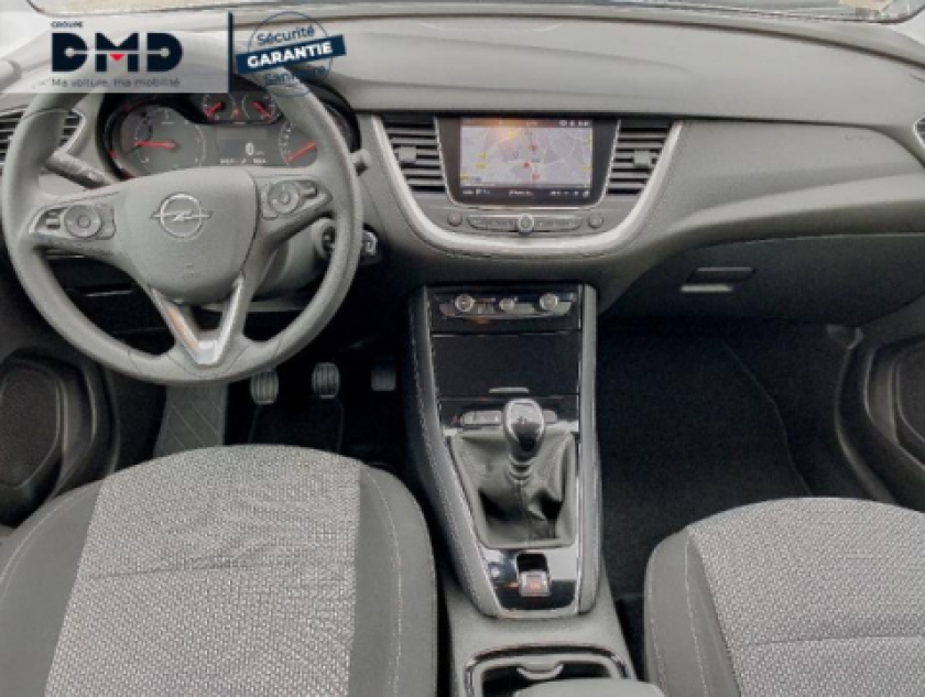Opel Grandland X 1.5 D 130ch Edition Business - Visuel #4