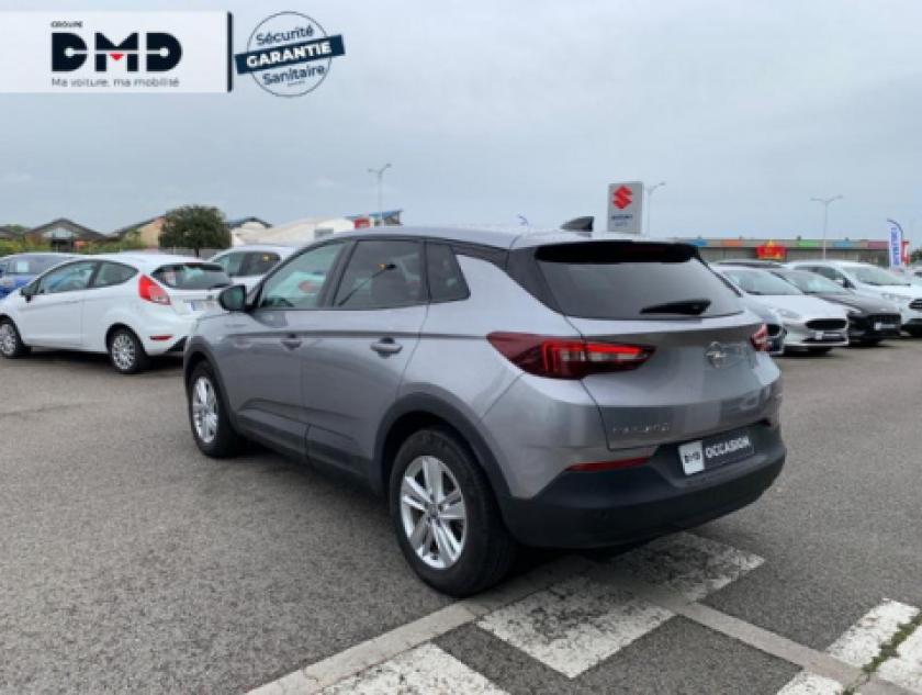 Opel Grandland X 1.5 D 130ch Edition Business - Visuel #2
