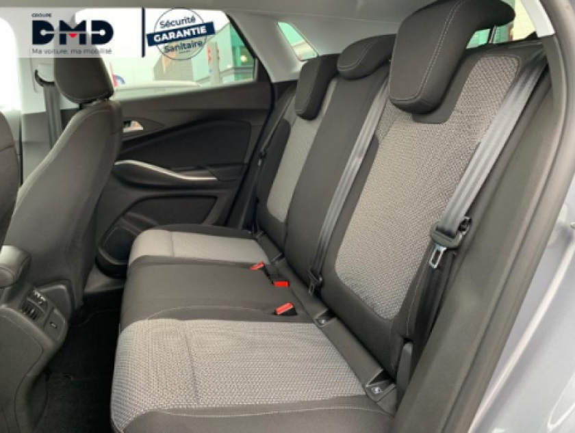 Opel Grandland X 1.5 D 130ch Edition Business - Visuel #9