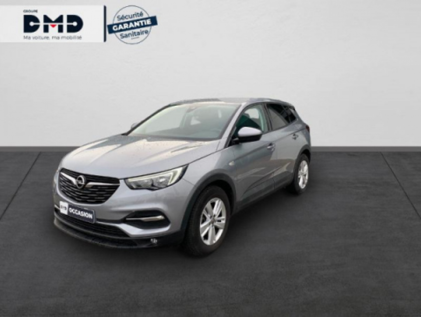 Opel Grandland X 1.5 D 130ch Edition Business - Visuel #1