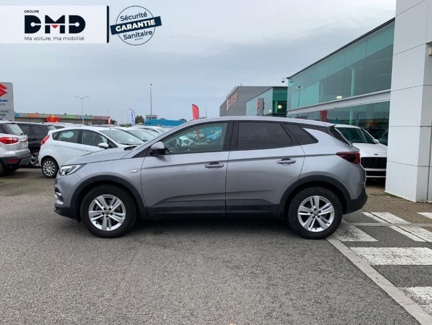 Opel Grandland X 1.5 D 130ch Edition Business - Visuel #2
