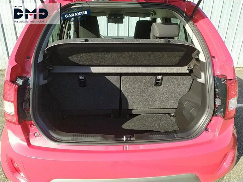 Suzuki Ignis 1.2 Dualjet Hybrid 83ch Pack - Visuel #12