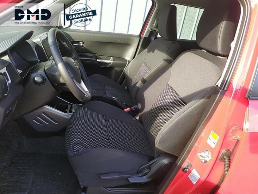 Suzuki Ignis 1.2 Dualjet Hybrid 83ch Pack - Visuel #9
