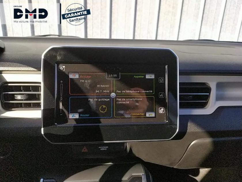 Suzuki Ignis 1.2 Dualjet Hybrid 83ch Pack - Visuel #6