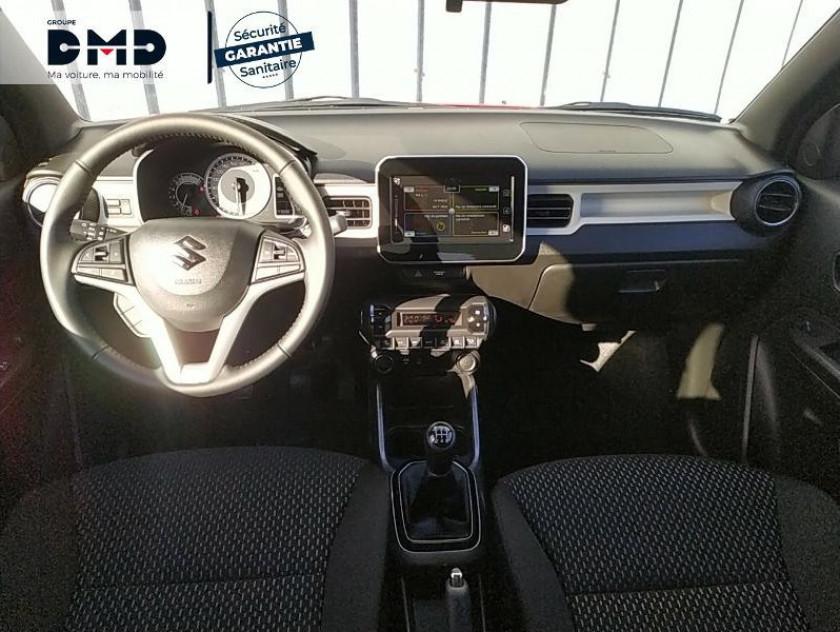Suzuki Ignis 1.2 Dualjet Hybrid 83ch Pack - Visuel #5