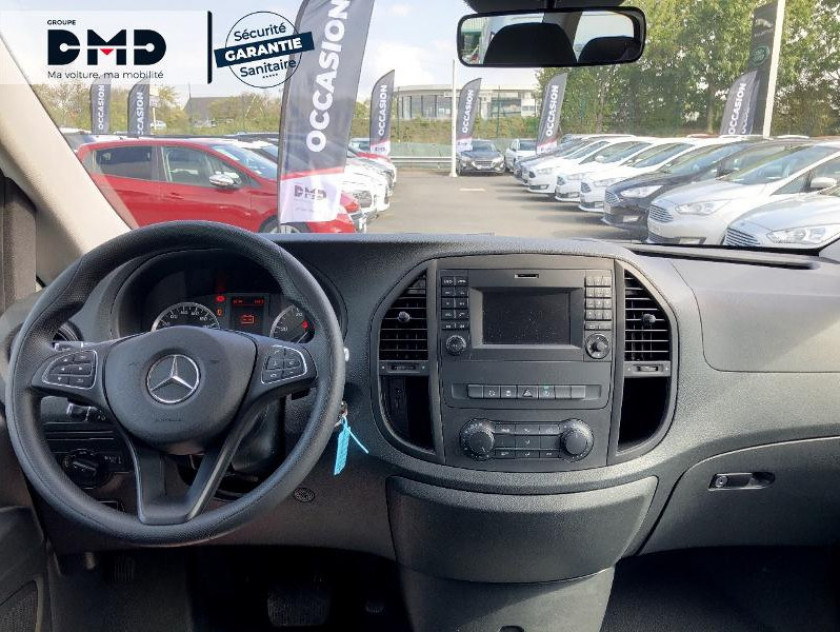Mercedes-benz Vito 116 Cdi Blueefficiency Tourer Long Pro 7g-tronic Plus - Visuel #5