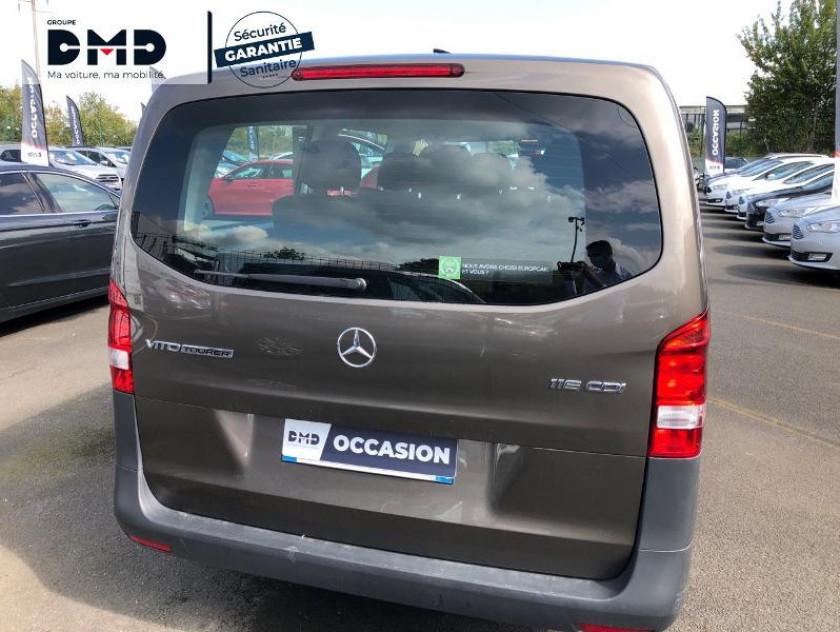 Mercedes-benz Vito 116 Cdi Blueefficiency Tourer Long Pro 7g-tronic Plus - Visuel #11