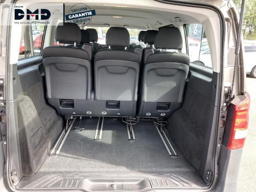 Mercedes-benz Vito 116 Cdi Blueefficiency Tourer Long Pro 7g-tronic Plus - Visuel #12