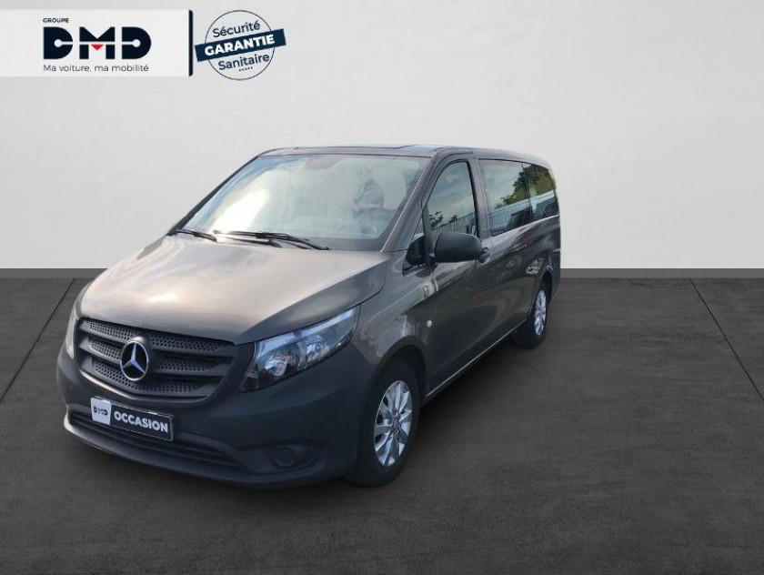 Mercedes-benz Vito 116 Cdi Blueefficiency Tourer Long Pro 7g-tronic Plus - Visuel #1
