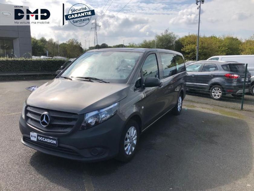 Mercedes-benz Vito 116 Cdi Blueefficiency Tourer Long Pro 7g-tronic Plus - Visuel #14