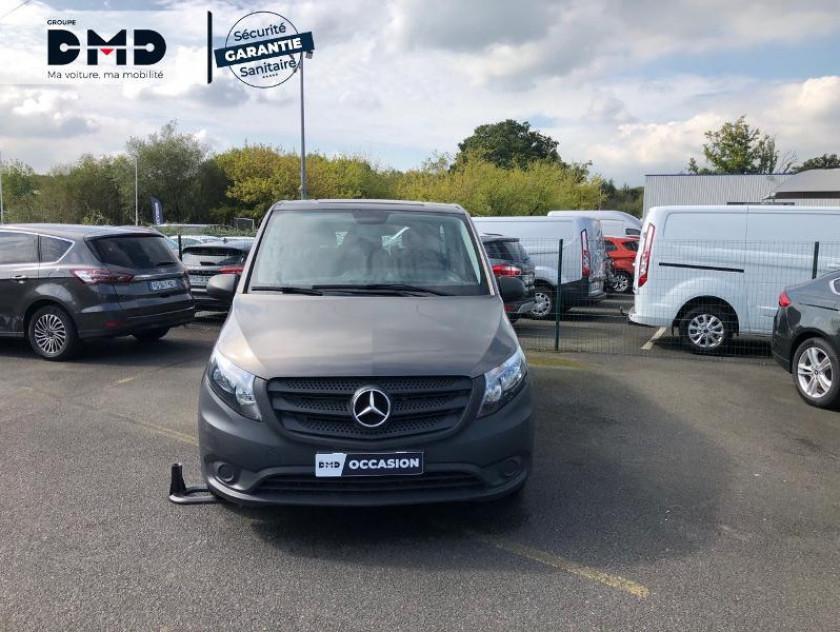 Mercedes-benz Vito 116 Cdi Blueefficiency Tourer Long Pro 7g-tronic Plus - Visuel #4