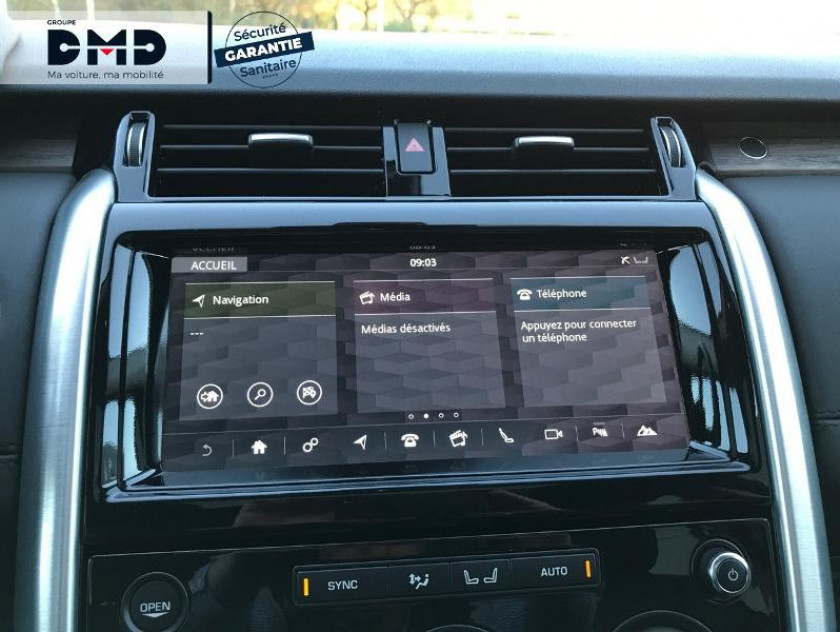 Land Rover Discovery 2.0 Sd4 240ch Hse - Visuel #6