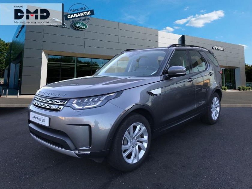 Land Rover Discovery 2.0 Sd4 240ch Hse - Visuel #1