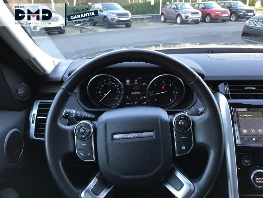Land Rover Discovery 2.0 Sd4 240ch Hse - Visuel #7