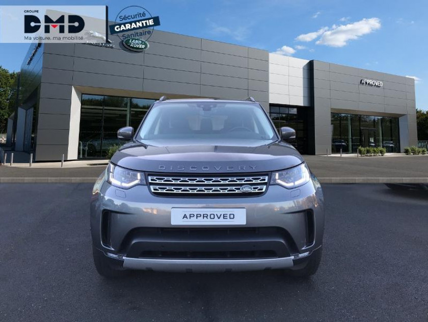 Land Rover Discovery 2.0 Sd4 240ch Hse - Visuel #4