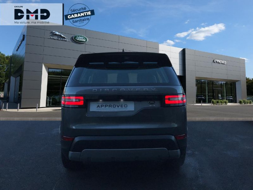 Land Rover Discovery 2.0 Sd4 240ch Hse - Visuel #11